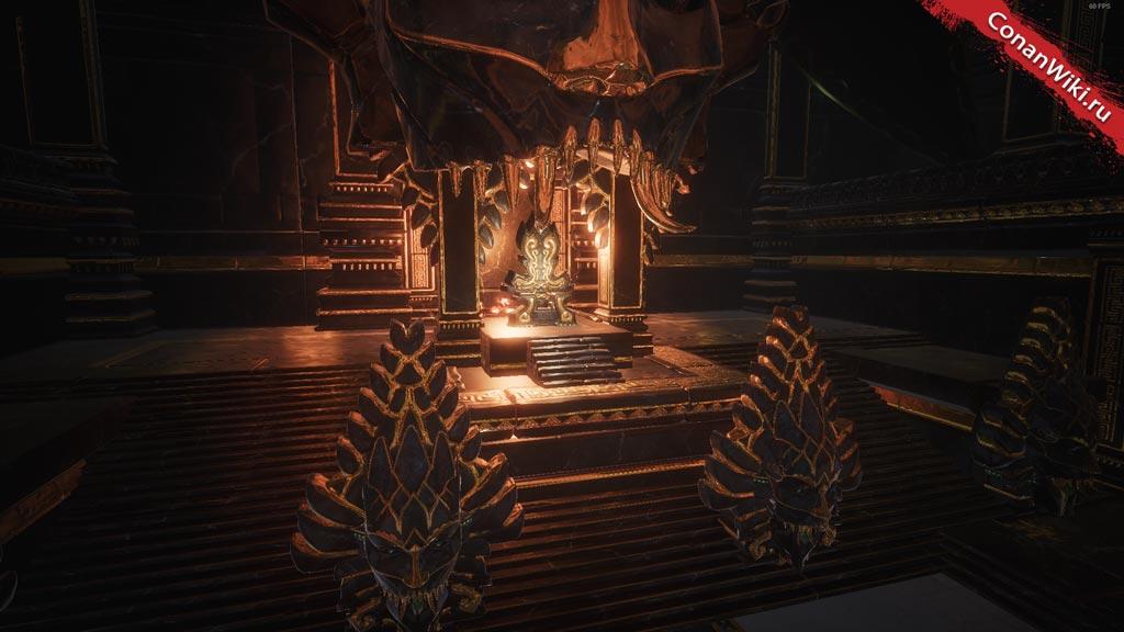 Трон-Королевы-ведьмы