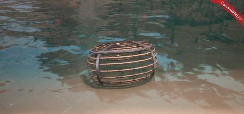 Ловушка для моллюсков-