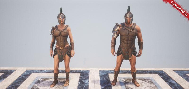 Аквилонская броня-