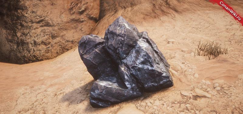 Серебряная руда-