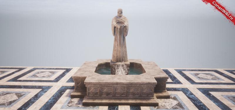 Статуя Митры Освежающего-