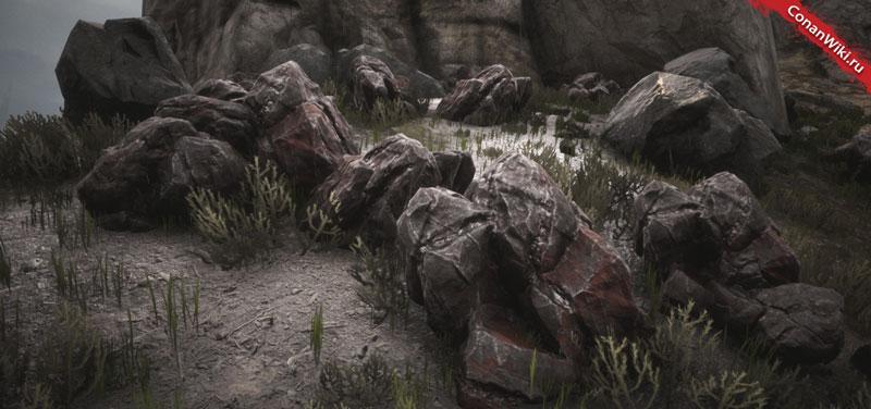 Железная руда-